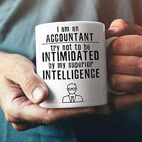 Contador Inteligence - Taza de café