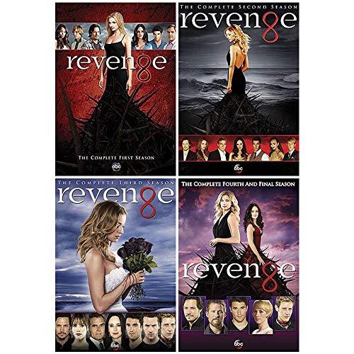 Revenge: Complete TV Series Seasons 1-4 Collection
