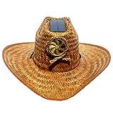 Cooling Solar Unisex Cowboy Palm Leaf Hat Large Without Band