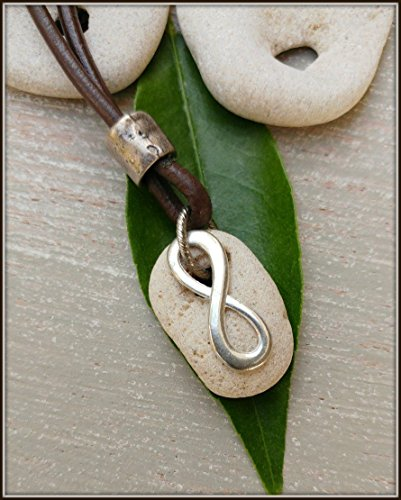 Infinity Hag Stone Necklace For Men And Women Protection Spiritual Talisman Buy Online In Guernsey At Guernsey Desertcart Com Productid 23604188 Fishermen, farmers and witches have used them for protection and good luck for years. infinity hag stone necklace for men and