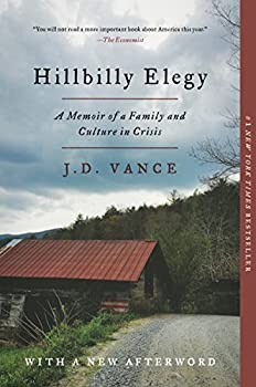 Paperback Hillbilly Elegy : A Memoir of a Family and Culture in Crisis Book