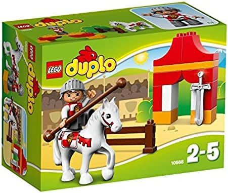 Nippon regular agency Lego Knights of the 10568 Duplo Ages Bargain Middle