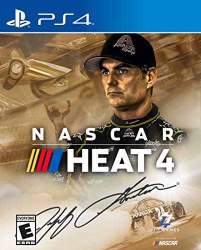 NASCAR Heat 4 - Gold Edition - PlayStation 4
