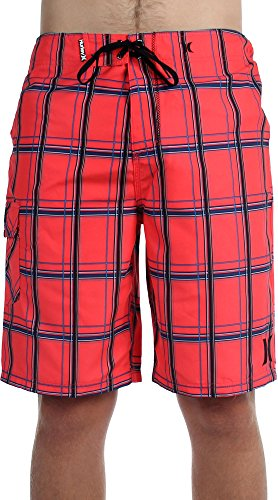 Bright Crimson- Pantalones de baño hombre