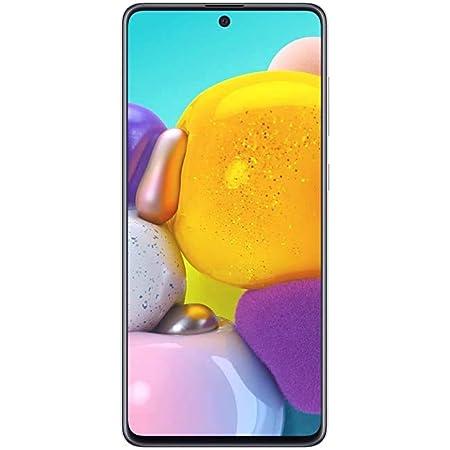 (Renewed) Samsung Galaxy A71 (Haze Crush Silver, 8GB RAM, 128GB Storage)