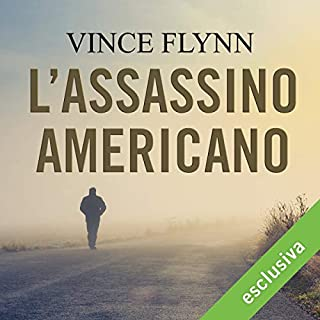 L'assassino americano copertina