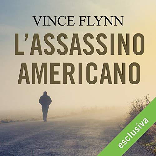 L'assassino americano copertina