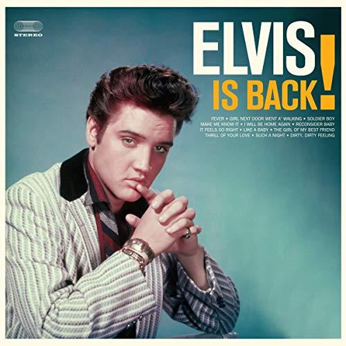 Elvis Is Back! (Limited Edt. Transparent Orange Vinyl)