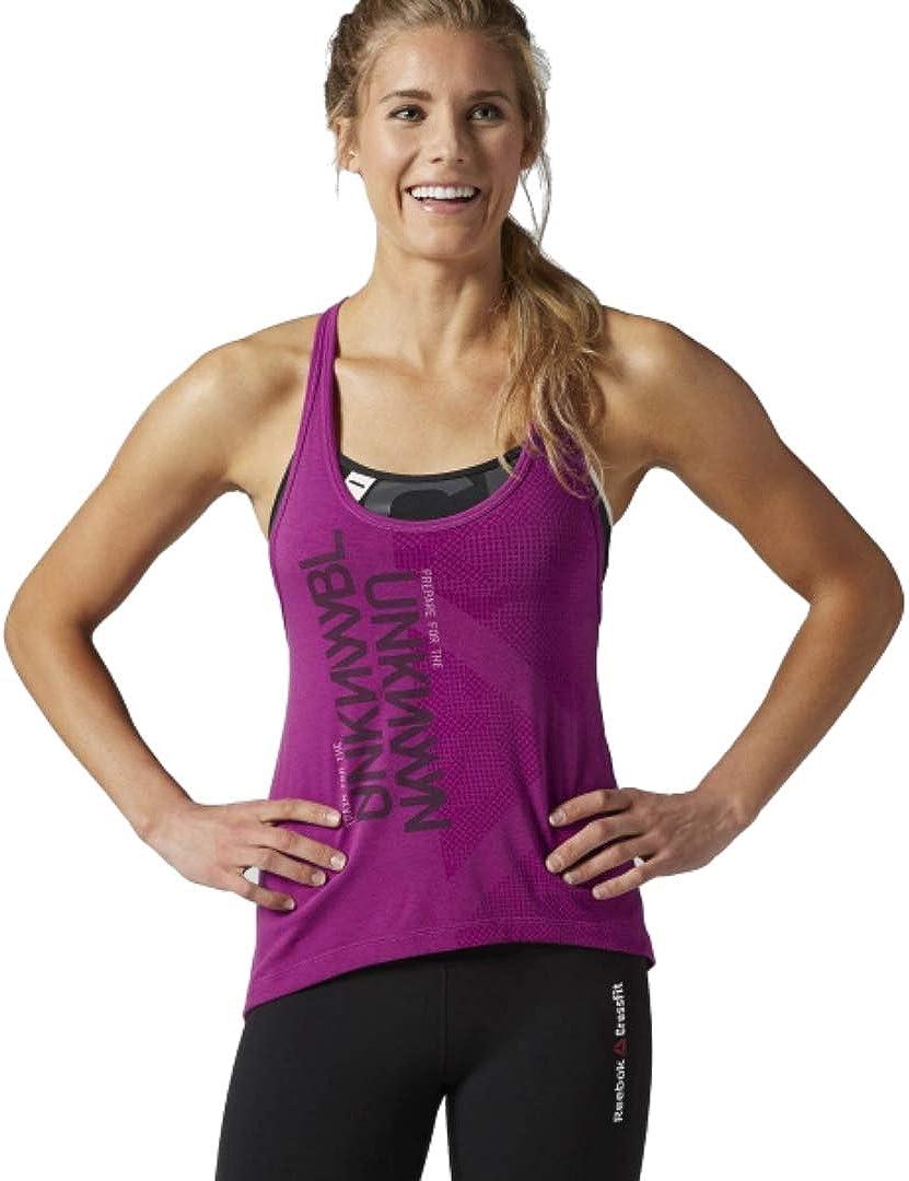 Reebok Women's Cross Fit Top Muscle Tank Our shop Boston Mall most popular