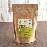 süssundclever.de® Bio Pfirsich Pulver | gefriergetrocknet | 250 g | plastikfrei und ökologisch-nachhaltig abgepackt
