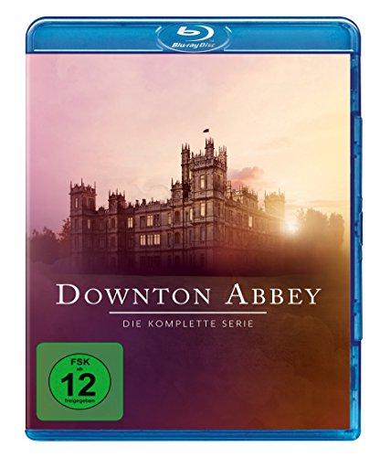 Downton Abbey - Die komplette Serie (18 Blu-rays + 3 Bonus-DVDs )
