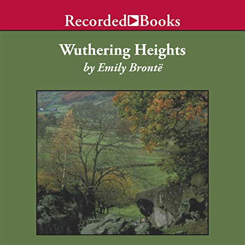 Wuthering Heights [Recorded Books Edition] audiobook cover art