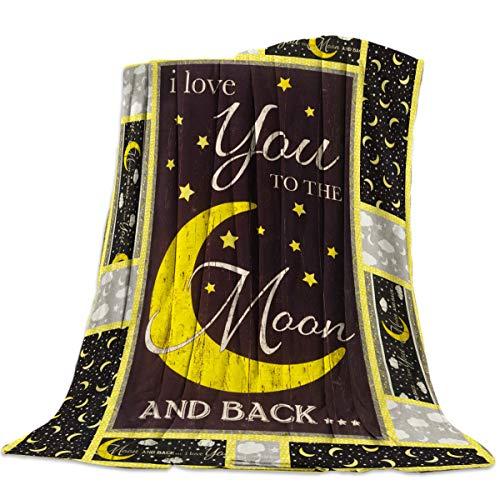 I Love You Blanket