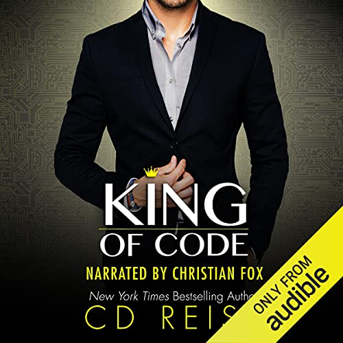 King of Code Audiobook By CD Reiss cover art