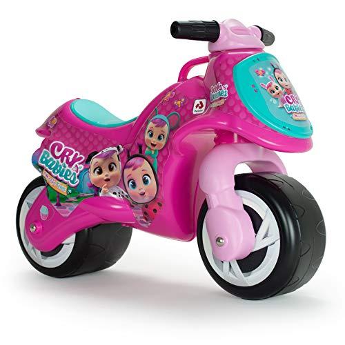 INJUSA - Ferngesteuerte Motorräder in Pink, Größe 18 - 36 monate
