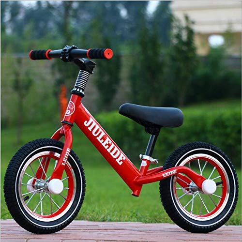 WYX Balance Bike for Kids, Walking Bikes, No Pedal Bike for Girls & Boys Safe & Comfortable First Bike for Kids & Toddlers 2 bis 7 Years,A