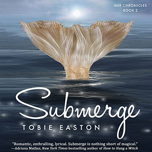 Submerge audiobook cover art