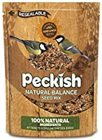 This bird food mix is enriched with sunflower seeds along will seven other seeds Made from 100 Percent natural ingredients Use this seed to attract Blackbird, Robin, House Sparrow, Long Tailed Tit, Chaffinch, Song Thrush, Blue Tit and Great Tit plus ...
