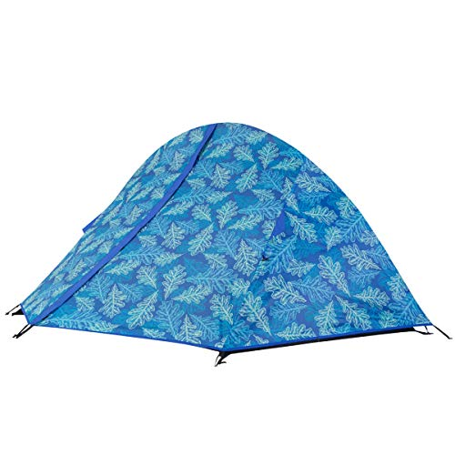Alvantor Camping Tent 3 Person Waterproof Backpacking Ultralight Dome 4 Season Aluminum Rod Outdoor Cabin Instant Double Layer Travel with Oak Pattern Copyright 9'x6.2'x4'H