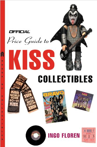 The Official® Price Guide to KISS Collectibles - German Cover (English Edition)