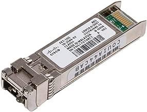Cisco SFP + transceiver Module - 10 Gigabit Ethernet (SFP-10G-LR-S=)