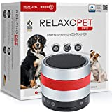RelaxoPet PRO Relaxation Trainer for Dogs | Calming through sound waves | Ideal during thunderstorms, being alone or travelling | Audible and inaudible