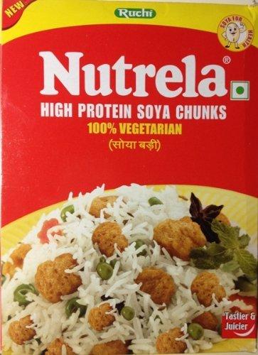 Nutrela Soya Chunks 200g ニュートレラ・ソーヤ・チャンクス