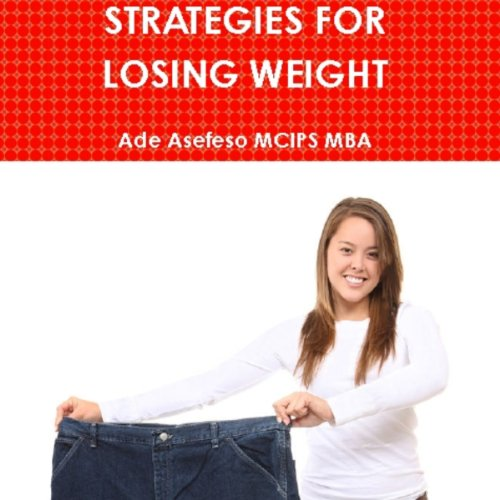 Strategies for Losing Weight audiobook cover art