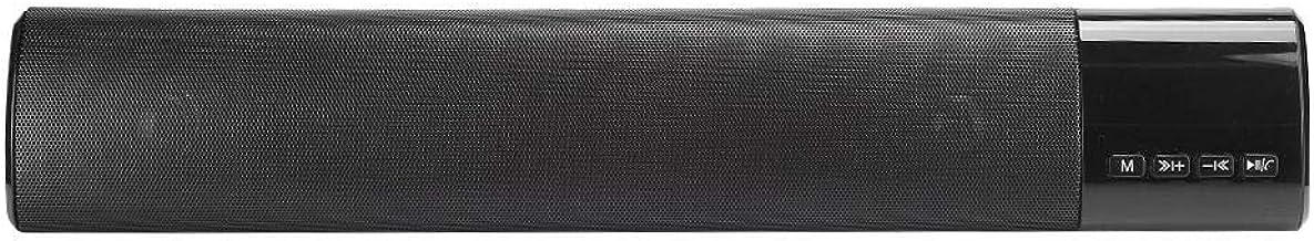 Bicaquu Bluetooth Speaker, Wireless Bluetooth Speaker Stereo Surround Sound High Bass Portable Speaker for Laptop Phone Ex...