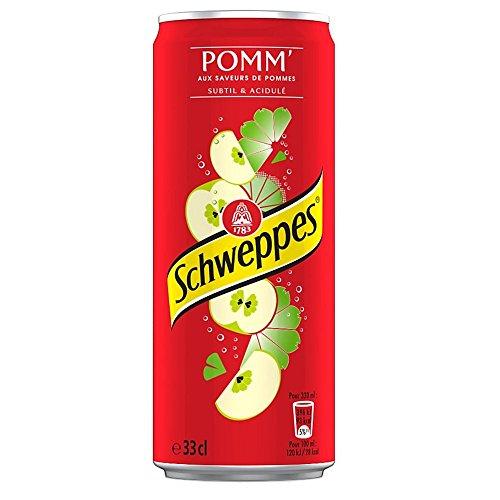 Schweppes Pomm 'slim box 6 x 33 cl