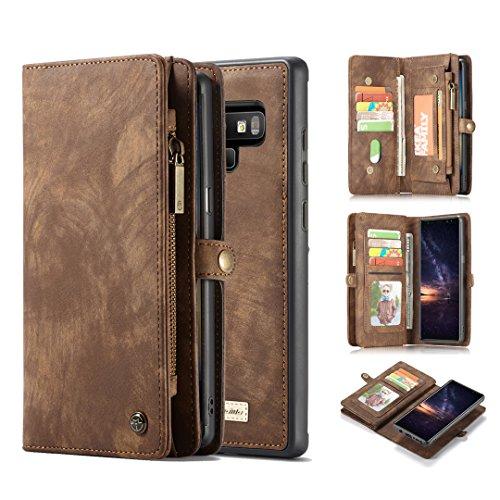 10 best samsung note 9 wallet case detachable for 2021