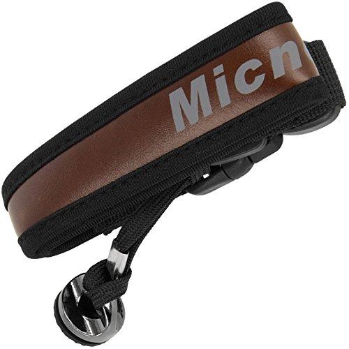 Micnova MQ-SH8 neopreen polsband/draaglus met 1/4