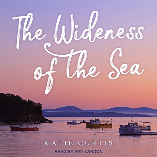 The Wideness of the Sea  By  cover art