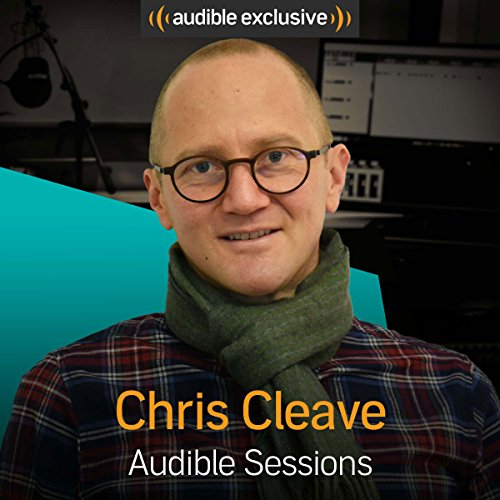 FREE: Audible Interview with Chris Cleave audiobook cover art