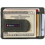 Best Money Clips - Alpine Swiss Dermot Mens RFID Safe Money Clip Review