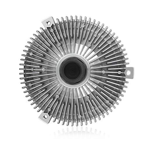 FangFang Prima de Embrague del Ventilador del radiador en Forma for BMW E34 E36 E39 E46 E53 X5 M50 M52 M54 Z3 323i Nuevo 0580464070