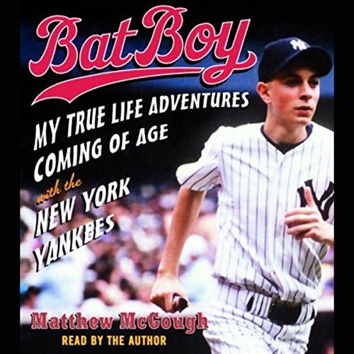Bat Boy audiobook cover art