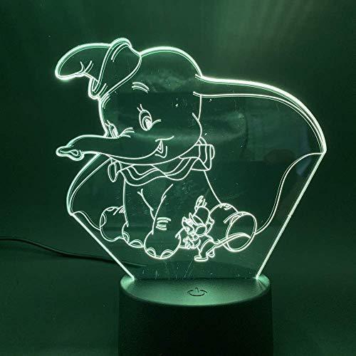 NHLBD Haili Luces Decorativas/ 7 Cambio de Color de la lámpara de la decoración del Regalo de...
