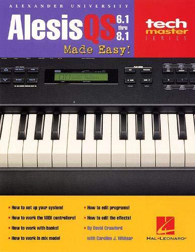 Alesis QS Made Easy!: 6.1 thru 8.1