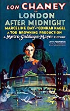 London After Midnight - 1927 - Movie Poster