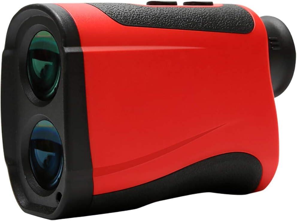 HGFDSA Telémetro Láser De Golf con Rango, Medición De Velocidad Y Sistema De Enfoque Rápido para Golf, Caza, Tiro con Arco, Tiro, Medición De Ingeniería,1000m
