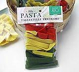 15 Filz-Nudeln Pasta Tagliatelle gemischt - wiederverschließbare Verpackung
