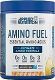 Applied Nutrition Aminoácidos Esenciales Combustible, Explosión de Hielo de Caramelo 390 g
