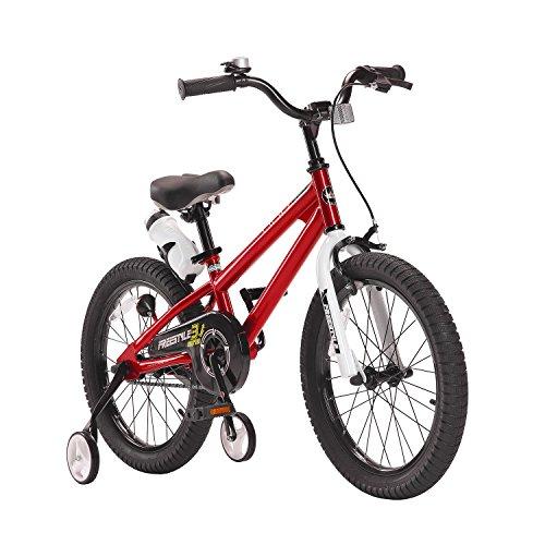 RoyalBaby BMX Freestyle niños bicicleta para niños y niñas