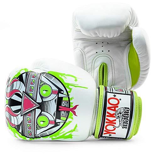 Yokkao - Pantaloncini da Muay Thai, in carbonio, per arti marziali, arti marziali e fitness, Libertà, XX-Large