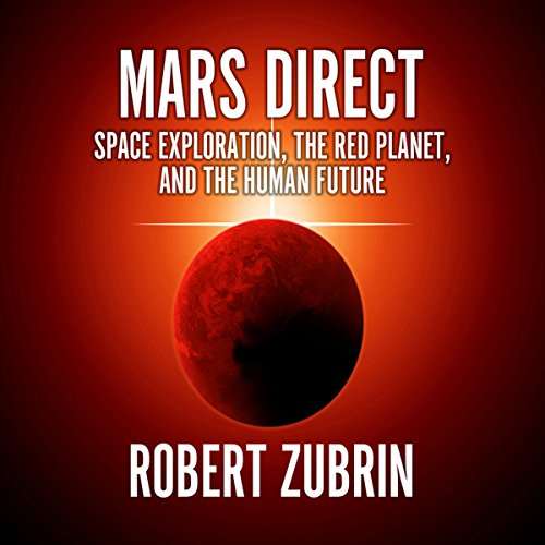Mars Direct audiobook cover art