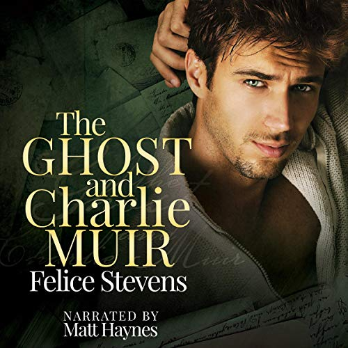 The Ghost and Charlie Muir cover art