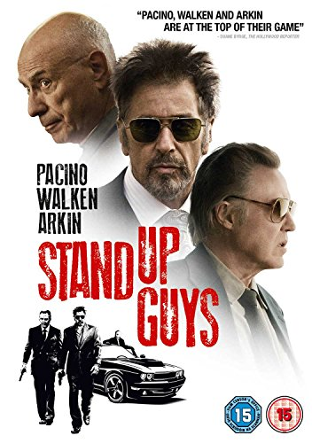 Stand Up Guys [DVD] [2017]
