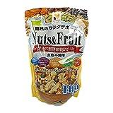 ハース 糖質管理 ナッツ&フルーツ 25g×14袋