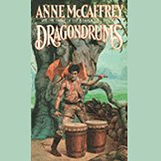 Dragondrums audiobook cover art